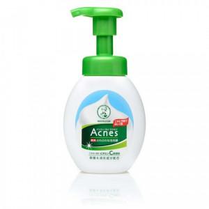 Лікувальна пінка для вмивання проти акне Mentholatum Acnes Medicated Foaming Wash 160ml