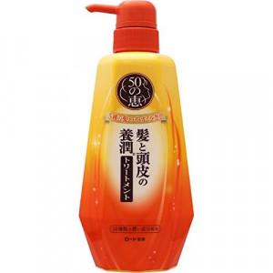 Питательный коллагеновый кондиционер для волос 50 MEGUMI Conditioner 400ml