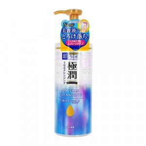 Міцеллярна вода для вмивання з гіалуроновою кислотою Hada Labo Gokujyun Premium Hyaluronic Acid Micelle Cleansing 330ml