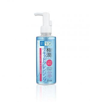 Гидрофильный гель для умывания с гиалуроновой кислотой HADA LABO Gokujyun Make-up Remover 200ml