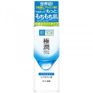 Гіалуроновий легкий лосьйон-гідратор HADA LABO Gokujyun Hydrating Lotion (Light Type) 170ml