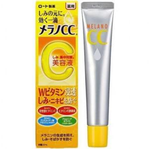 Есенція для обличчя проти пігментації з вітаміном С MELANO CC Intensive Anti-Spot Essence 20g